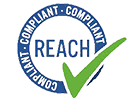 REACH compliant logo