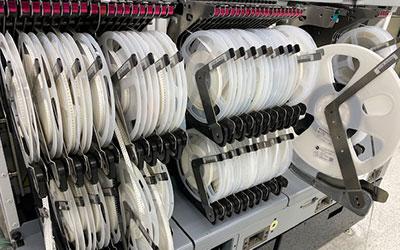 Equipment Showcasing supply chain