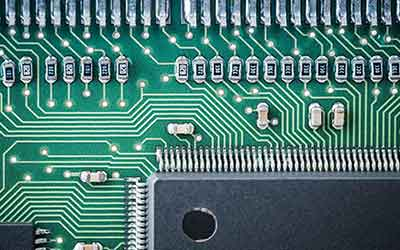 Image of Circuit Board for Manufacturing Services