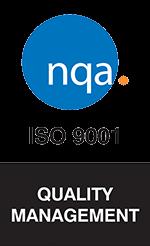 NQA ISO 9001 Quality Management Logo
